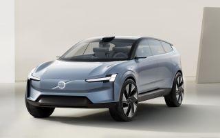 Volvo Recharge представляет новые электрические XC60 и XC90