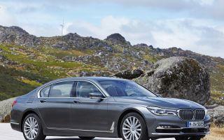 Отзывы BMW 7