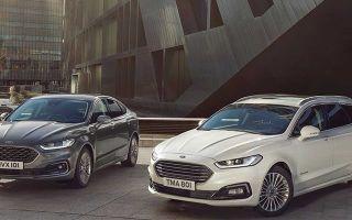 Ford Mondeo – рестайлинг для Европы