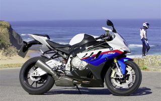 Мотоциклы BMW не оставят равнодушными любителей спортбайков