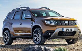 Dacia Duster – новый Дастер от Рено-Ниссан с двигателем Мерседеса