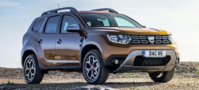 Dacia Duster 2018 — новый Дастер от Рено-Ниссан с двигателем Мерседеса