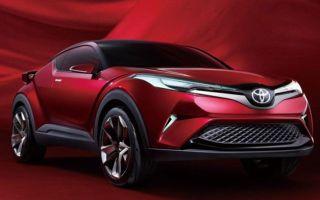 Продажа Toyota Way начнется в 2018 году