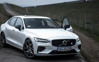 Новый Volvo не разгонится больше 180 км /ч: установка ограничителей