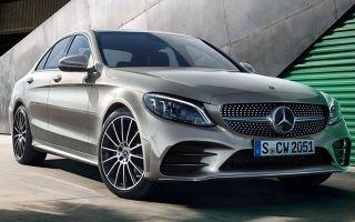 Mercedes C – обновление самого популярного Мерса