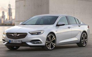Opel Insignia второго поколения