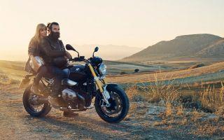 О мотоцикле BMW R Nine