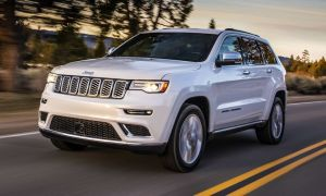 Jeep Grand Cherokee Trailhawk тест драйв нового Джипа