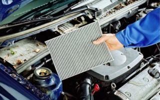 Салонный воздушный фильтр – виды, расположение в автомобиле, замена