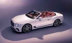 Бентли Континенталь GT Convertible — новая генерация Bentley Continental