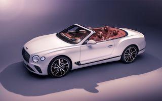 Бентли Континенталь GT Convertible – новая генерация Bentley Continental