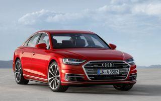 Audi A8 – новое поколение немецкого производителя