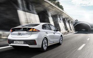 Hyundai Ioniq – особенности рестайлинга