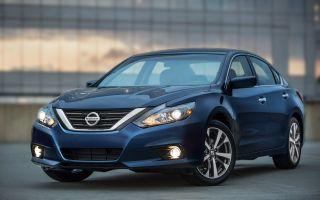 Обновленный Nissan Teana 2017 года
