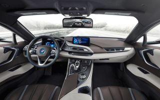 Система BMW HoloActive Touch