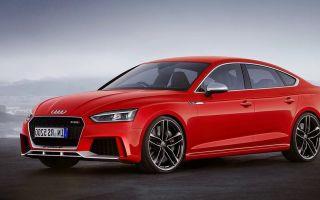 Audi RS5 2017 характеристики, старт продаж, видео
