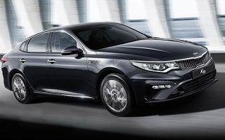 Рестайлинг Kia K5 для корейского рынка