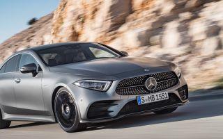 Mercedes CLS 2018-2019 фото, обзор, комплектация и цена
