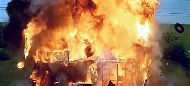 Пожар на заправке, или почему горит автомобиль?