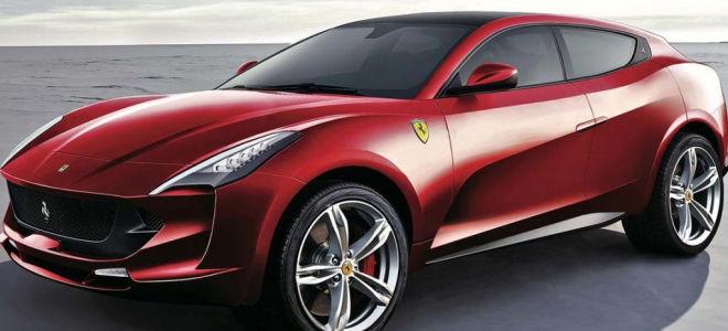 Ferrari F16X станет первым кроссовером Феррари