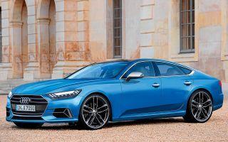 2019 Audi A7, новое поколение Ауди А7