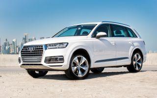Отзывы Audi Q7