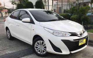 Toyota Yaris Ativ фото, обзор нового седана Тойота Ярис