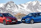 BMW 2-Series Active и Gran Tourer – минивэны известного бренда.