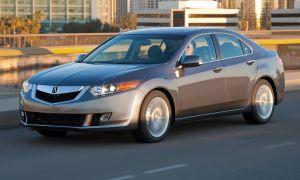 Отзывы Acura TSX
