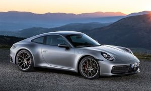 Новый Порше 911 2019 – спортивный автомобиль new Porsche 911 2019