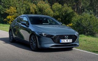 Новая Mazda 3 в премиум-классе не только по цене