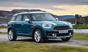 Отзывы Mini Countryman
