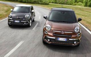 Fiat 500L официальные фото, характеристики, комплектации
