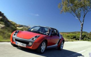 Отзывы Smart Roadster