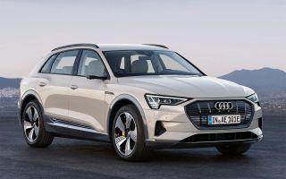 Audi e-tron: последние новости, технические характеристики, цены и комплектации