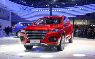 Haval H4 2018-2019 фото, характеристики, цена нового SUV