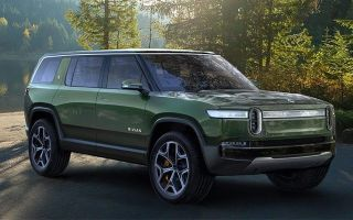Rivian R1S – новый электрический внедорожник от Rivian Automotive