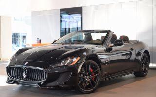 Maserati GranTurismo 2018 фото, характеристики нового Мазерати