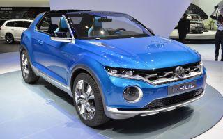 Volkswagen T-Roc фото, обзор и характеристики нового Фольксваген