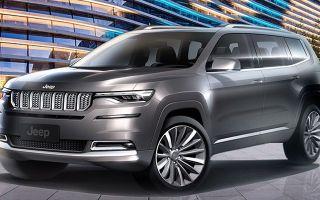 Jeep Grand Commander 2018 готов покорить Китай