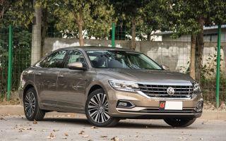 Volkswagen Passat 2019 модельного года – новинка из Германии