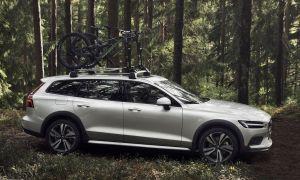 Volvo V60 Cross Country — новый вседорожник-универсал от Вольво