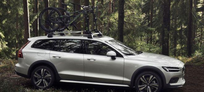 Volvo V60 Cross Country – новый вседорожник-универсал от Вольво