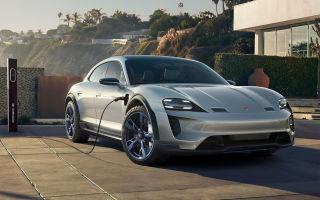 Porsche Mission E Cross Turismo Concept