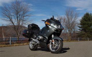 О мотоцикле BMW R1150RT