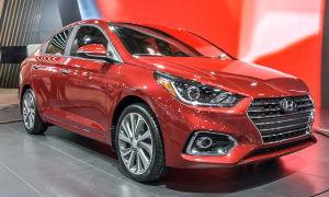 Новый Hyundai Solaris хэтчбек 2017 вышел на рынок