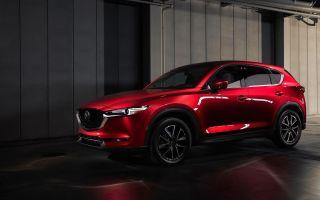 Mazda CX-5 2017 тест драйв, обзор нового поколения