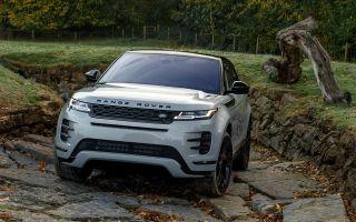 Новый Эвок 2019 Range Rover Evoque 2