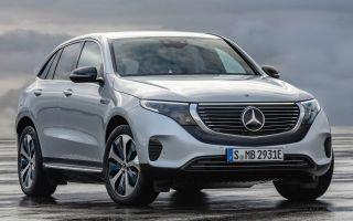 Mercedes EQC — характеристики и кратное описание современного элитного автомобиля.