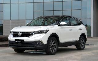 Кроссовер Dongfeng AX7 2019 года: цена, комплектация, фотографии нового автомобиля